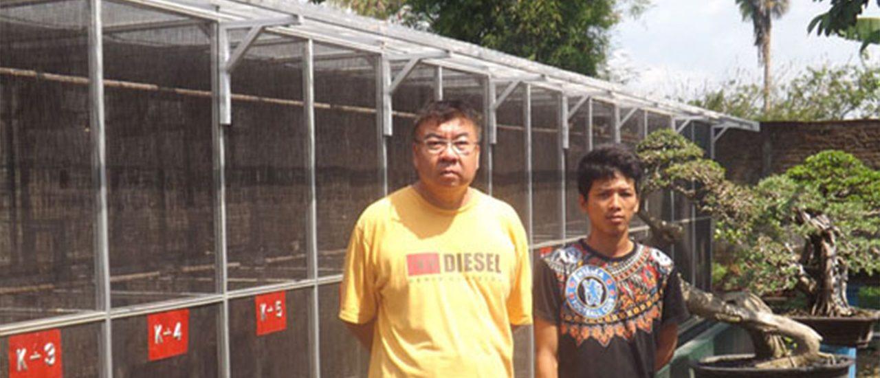 Selamat Datang Di JnJ Bird Farm Jogjakarta